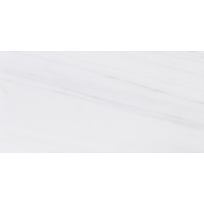 Snow White Polished 12X24X3/8 Marble Tiles