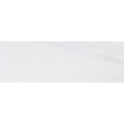 Snow White Polished 3X6X3/8 Marble Tiles