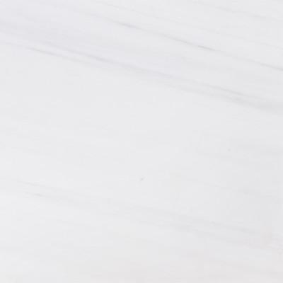Snow White Polished 24X24X5/8 Marble Tiles