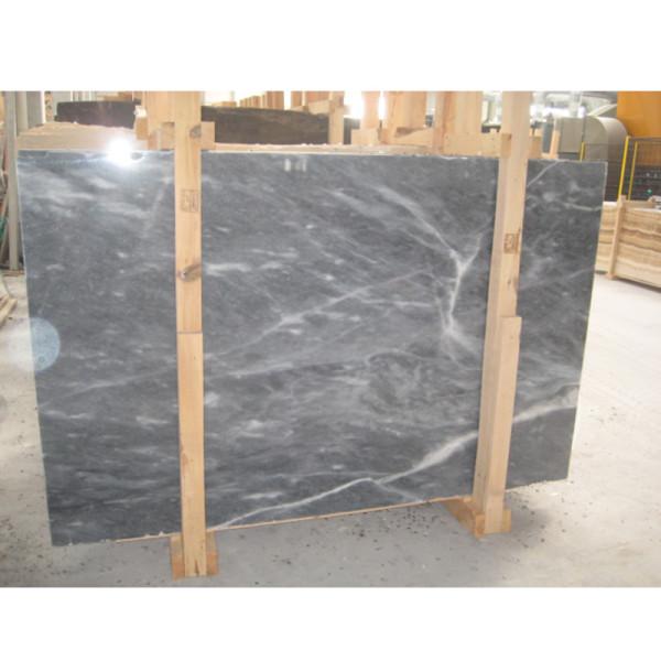 Afyon Gray Polished 1 1/4 Marble Slabs 1