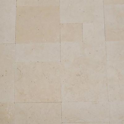 New Casablanca Tumbled 12X24X1 1/4 Limestone Tiles