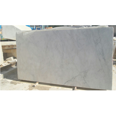 Glacier Honed 3/4 Marble Slabs