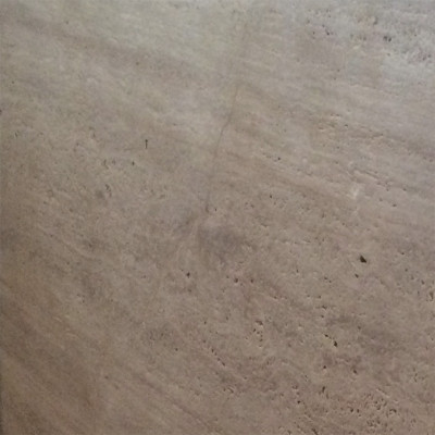 Ivory Vein Cut Polished 18X18X1/2 Travertine Tiles
