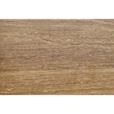Walnut Vein Cut Honed Filled 24X36X3/4 Travertine Tiles