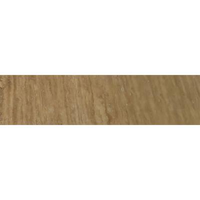 Roman Walnut Vein Cut Honed Filled 4X16X1/2 Travertine Tiles