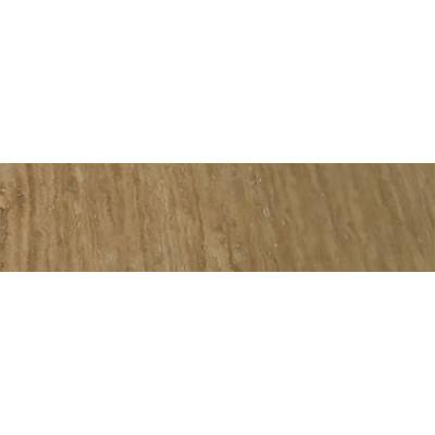 Roman Walnut Vein Cut Honed Filled 6X24X1/2 Travertine Tiles