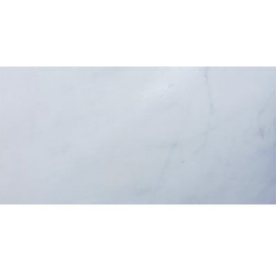 Crystal White Honed 12X24X3/4