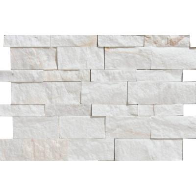 Confetti Split Face Marble Mosaics