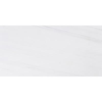 Snow White Polished 6X12X3/8 Marble Tiles