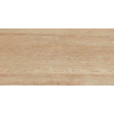 Ivory Vein Cut Honed Filled 6X12X1/2 Travertine Tiles