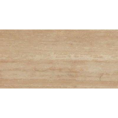 Ivory Vein Cut Honed Filled 8X16X1/2 Travertine Tiles