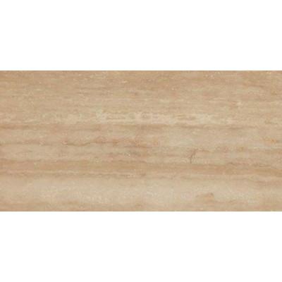 Ivory Vein Cut Honed Filled 12X24X3/4 Travertine Tiles