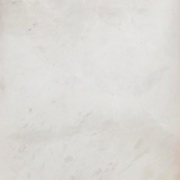 Silver White Polished 18X18X1/2 1